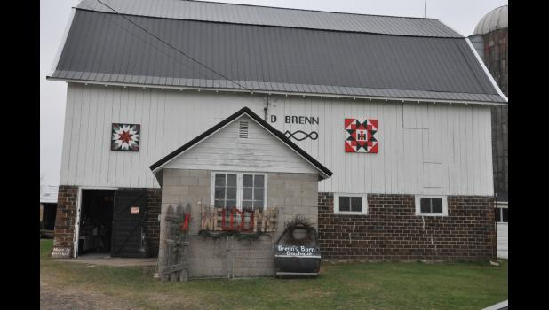 "Brenn's Barn Boutique is home to old, new, used, repurposed and rustic home decor and antiques to suit a wide variety of customer tastes. It's open four weekends per year with additional items offered year-round via consignment at ""The Attic"" in Eau Claire."