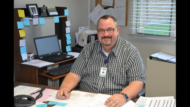 """Pete Filla began work as the new administrator of American Lutheran Communities-Mondovi on April 17. In his first weeks at the helm, Filla says he has begun a focus on promoting a """"campus wide"""" approach at the facility, which offers a variety of elder care options in a small-town setting."""