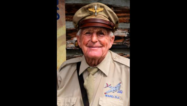 A Celebration of Life will be held in honor of Mondovi World War II veteran Doug Ward this Sunday, Feb. 11, at the Log Cabin Airport's annual Ski Fly-In. A service is set for 11 a.m. Ward passed away on Jan. 26 at the age of 94, leaving behind a proud legacy that featured his love of airplanes.