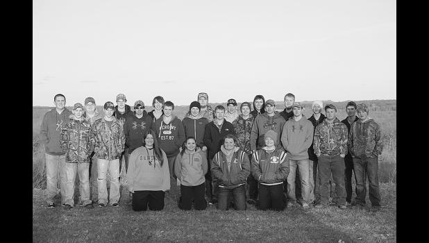 The Pepin/Alma Eagles Dance team competed in the Dairyland Conference Competition held at Barron High School January, 24th.  The team performed well placing 1st in the conference and 3rd overall.  Team members are: Ass't. Coach Jadie Hurlburt, Abbey Iberg, Jordan Bergmann, Natahsa Martin, Coach Shannon Van Allen, Marianna Loock, Michaela Pronschinske, Maya Smith.