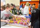 Students participate in a game during the 2014 St. Charles PTO Carnival. This year's PTO Carnival is scheduled for Friday, March 13th, from 6-8 p.m. at the St. Charles Elementary School. File photo by St. Charles Press Editor Laura Berndt.
