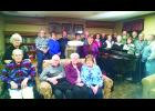 Grain Train participants came together on January 14 for dinner at Green Prairie Place in celebration of thanks for our community of annual giving.