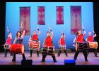 The Widespot in Stockholm is bringing back Mu Daiko, a Japanese drumming performance September 6. Pictured is a Mu Daiko performance from the Cowles Center in 2013.