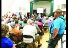 Many citizens attended a meeting about the plan, held in Nelson earlier this summer. Michael Flicek file photo