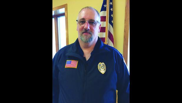 Lewiston Chief of Police Scott Yeiter