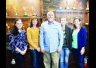 Pictured above, from left to right, are Leah Hauck of the Menomonie Chamber, Jacki Drier, Greg Smith of Discover WI, Maria Nelson, and Jessica Murphy of Discover WI. Submitted photo