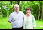 Fifth grade teacher Steve Dahl and nurse Kathy Dahl (husband and wife) are retiring this year. Laura Berndt photo